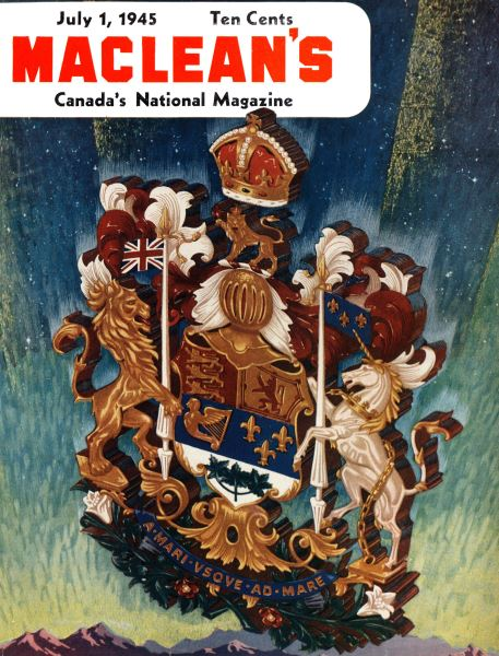 Issue: - July 1945 | Maclean's