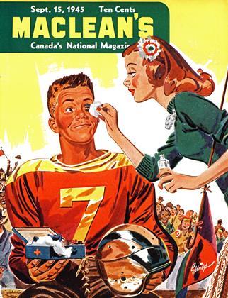 Sept. 15, 1945 | Maclean's