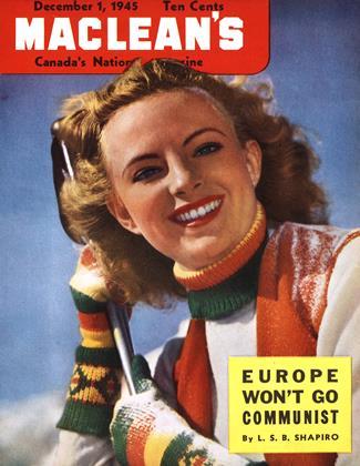 December 1, 1945 | Maclean's