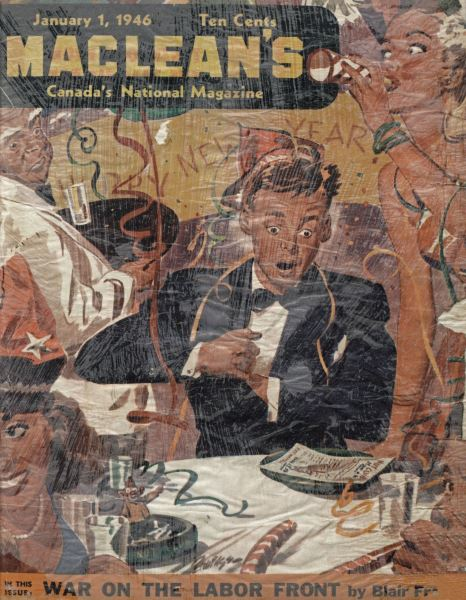 Issue: - January 1946   Maclean's