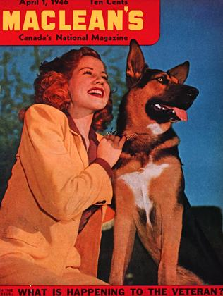 Cover for the April 1 1946 issue