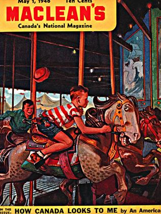 Cover for the May 1 1946 issue