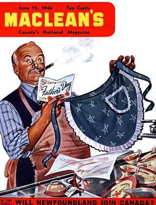 Cover for the June 15 1946 issue