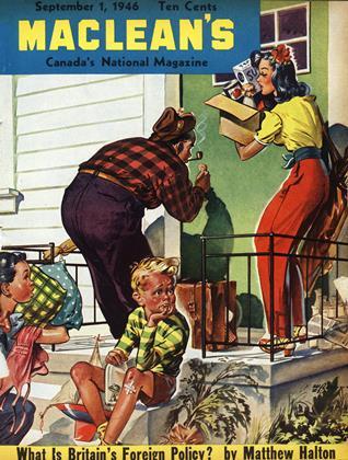 September 1, 1946 | Maclean's