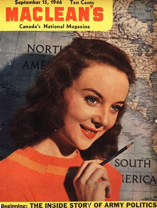 Cover for the September 15 1946 issue