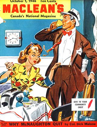 Cover for the October 1 1946 issue