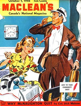 October 1, 1946 | Maclean's