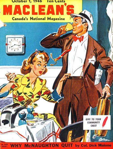 Issue: - October 1946 | Maclean's