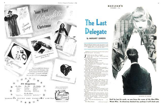 The Last Delegate