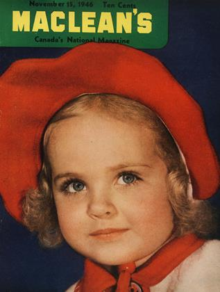 November 15, 1946 | Maclean's