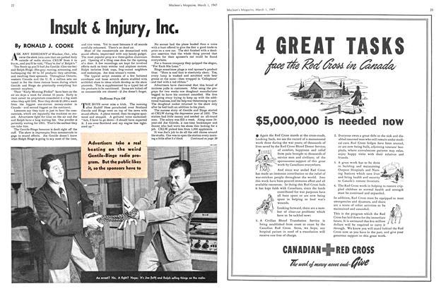 Insult & Injury, Inc.