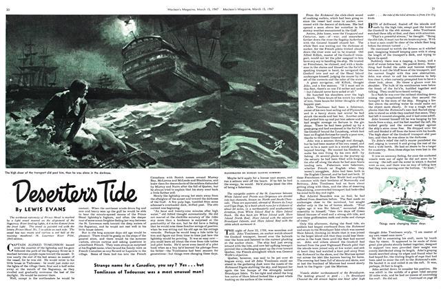Deserter's Tide