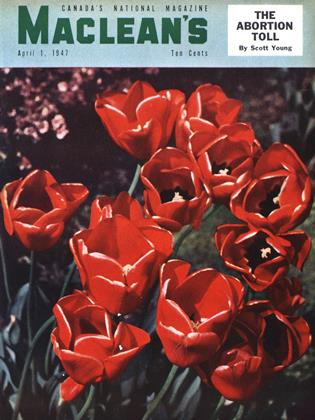Cover for the April 1 1947 issue