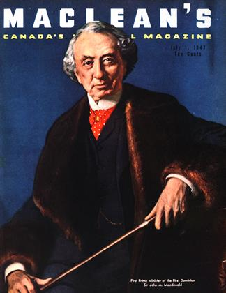 Cover for the July 1 1947 issue