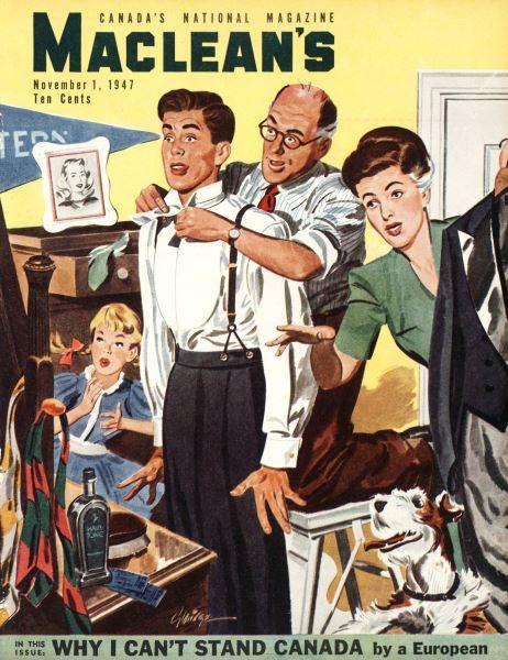 Issue: - November 1947 | Maclean's