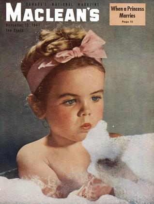 Cover for the November 15 1947 issue
