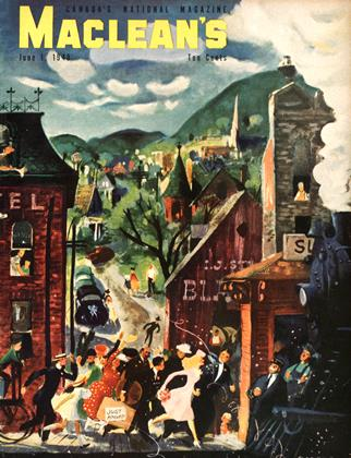 Cover for the June 1 1948 issue