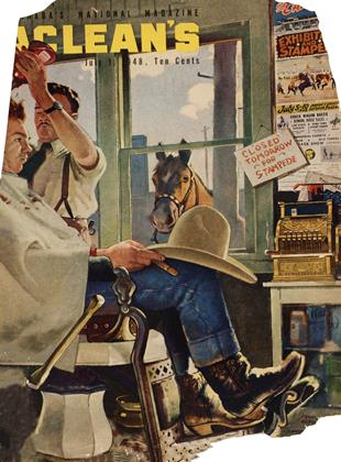 Cover for the July 1 1948 issue