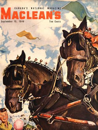 Cover for the September 15 1948 issue
