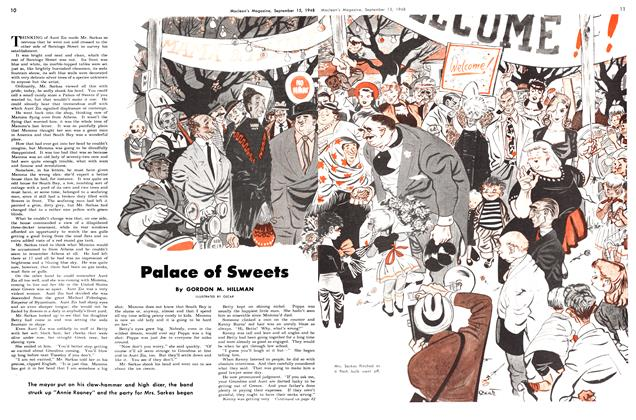 Palace of Sweets