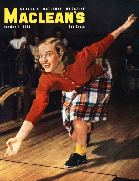 Issue: - October 1948 | Maclean's