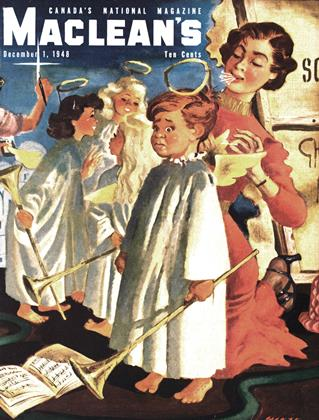 Cover for the December 1 1948 issue