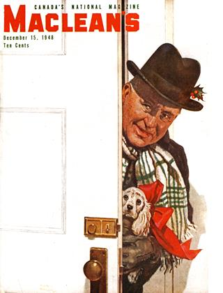 Cover for the December 15 1948 issue