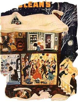 Cover for the January 1 1949 issue