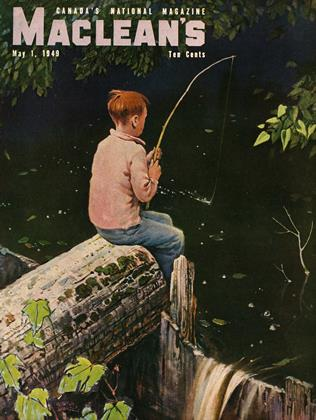 Cover for the May 1 1949 issue