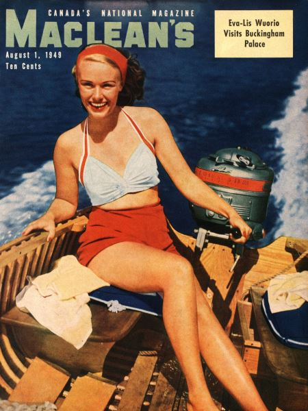 Issue: - August 1949   Maclean's