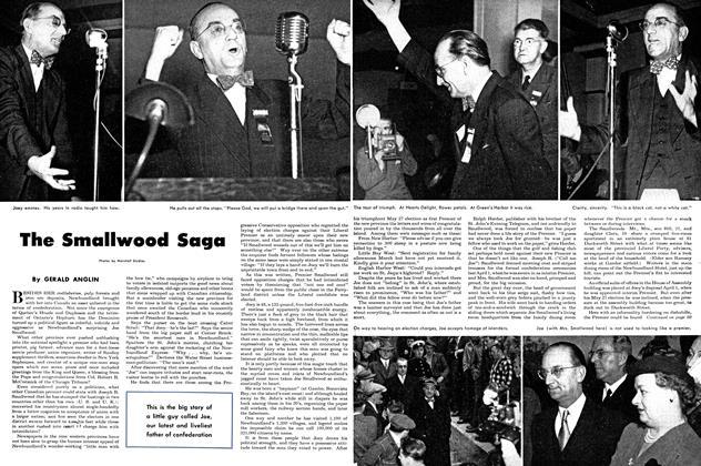 The Smallwood Saga