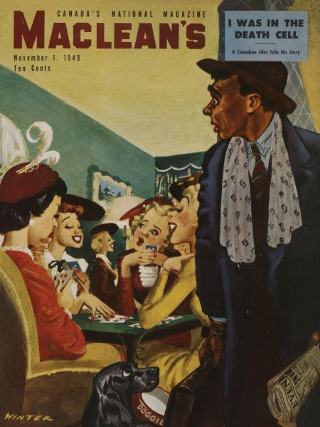 Issue: - November 1949 | Maclean's