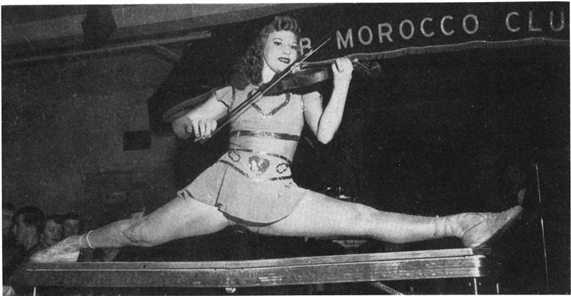 VAL d'OR: HALFBOOTS AND HIGH HEELS, Page:  - December 1, 1949 | Maclean's