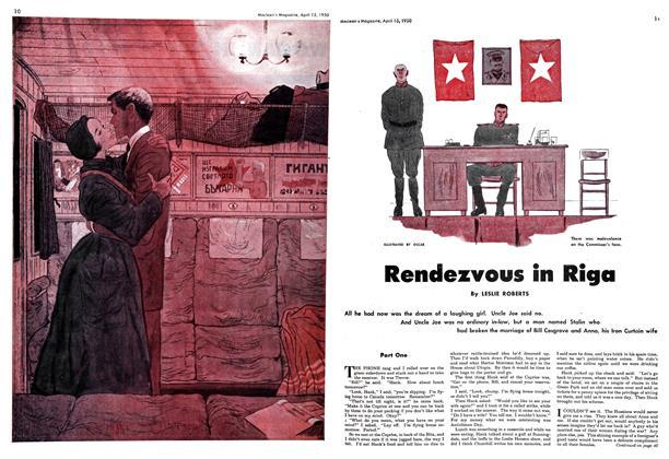 Rendezvous in Riga