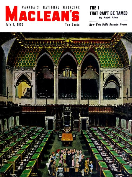 Issue: - July 1950   Maclean's