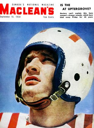 Cover for the September 15 1950 issue