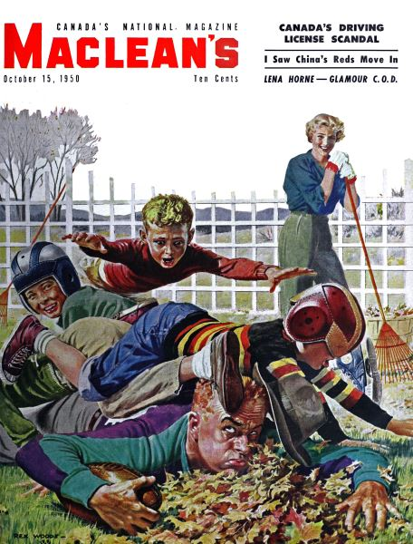 Issue: - October 1950 | Maclean's