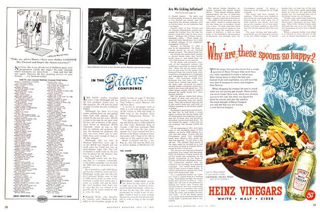 EMERY INDUSTRIES, INC., Page: 28 - JULY 15 1951 | Maclean's