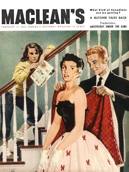 Issue: - February 1952 | Maclean's