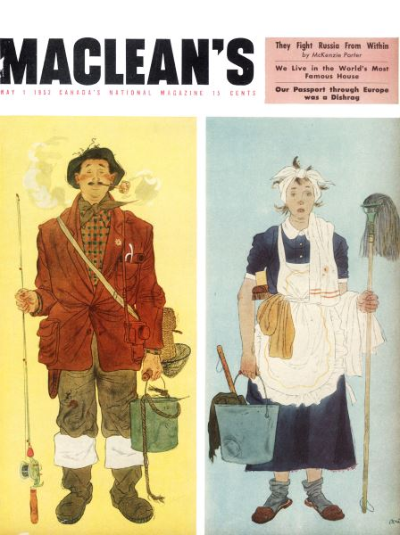 Issue: - May 1952 | Maclean's