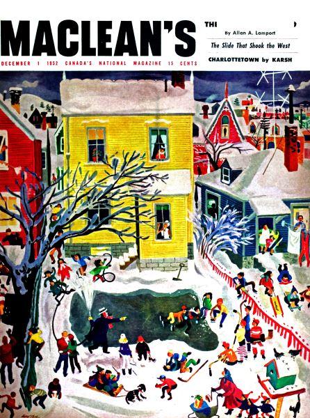 Issue: - December 1952 | Maclean's