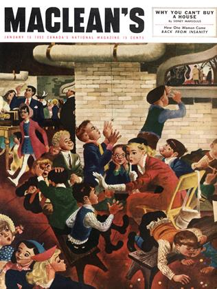 Cover for the January 15 1953 issue