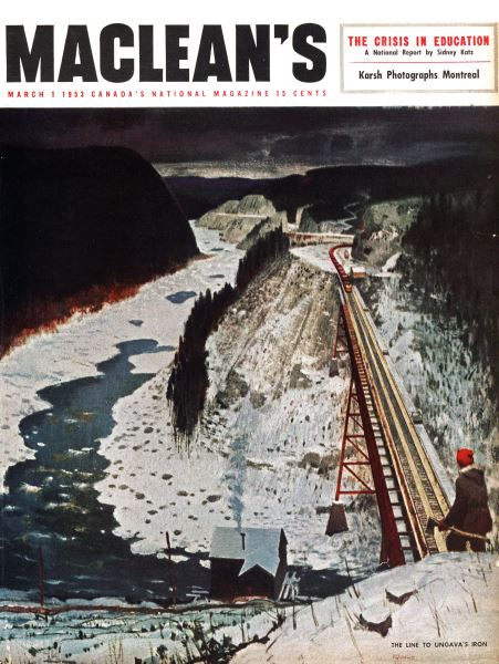 Issue: - March 1953 | Maclean's