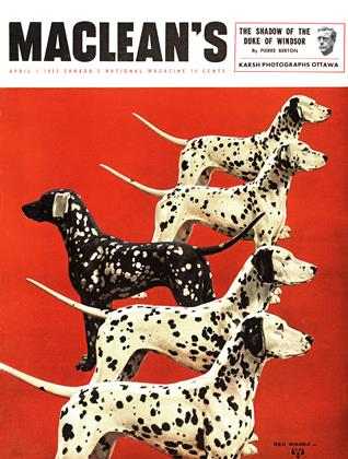 Cover for the April 1 1953 issue