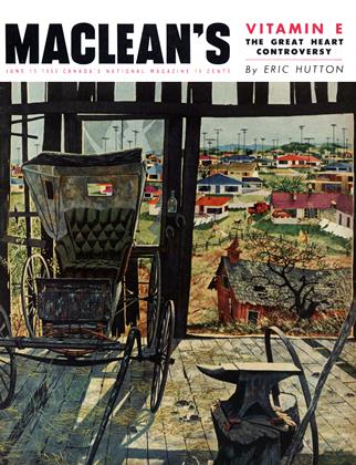 Cover for the June 15 1953 issue