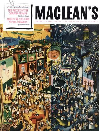 Cover for the August 15 1953 issue