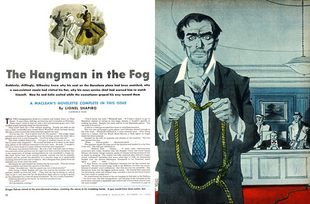 The Hangman in the Fog