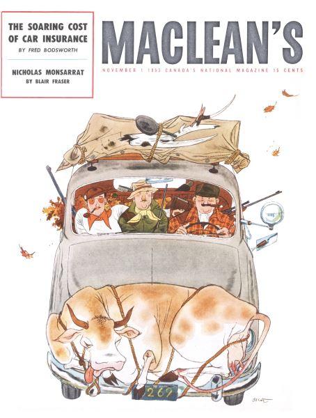 Issue: - November 1953 | Maclean's