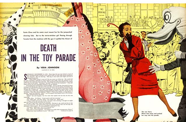 DEATH IN THE TOY PARADE