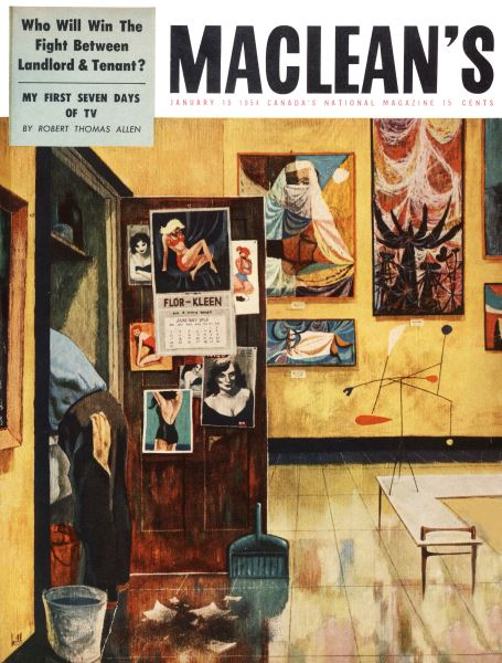 Issue: - January 1954 | Maclean's